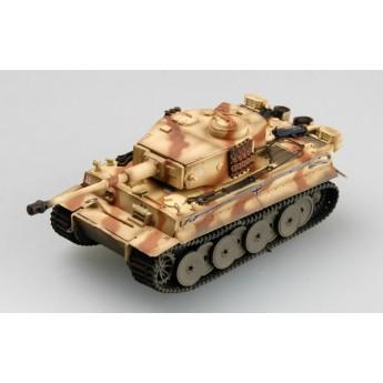 Easy Model 36210 Готовая модель танка Tiger 1 ранний тип Россия 1943 г (1:72)