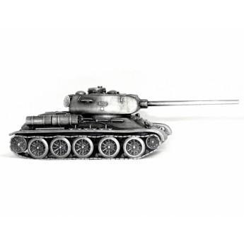 HeavyMetal.Toys Модель Танка Т34-85 из металла без подставки (1:72)