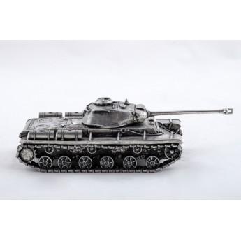 HeavyMetal.Toys Модель Танка КВ-1С из металла без подставки (1:100)