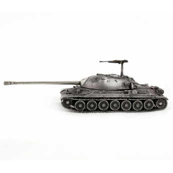 HeavyMetal.Toys Модель Танка ИС-7 из металла без подставки (1:72)