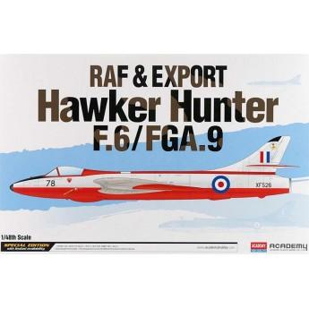 Модель самолета RAF & Export Hawker Hunter F.6/FGA.9 (1:48)