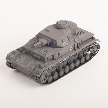 Panzerstahl 88002 Готовая модель танка Panzer IV Россия 1942 г (1:72)