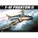 Academy 12611 Сборная модель самолета F-4F (1:144)