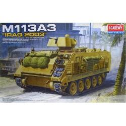 Academy 13211 Сборная модель бронетехники БТР M113 в Ираке (1:35)