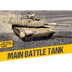 Academy 13504 Сборная модель танка US Army M1A2 V2 TUSK II (1:35)