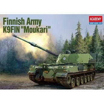 "Academy 13519 Сборная модель САУ Finnish Army K9FIN ""Moukari"" (1:35)"