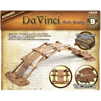 Academy 18153 Сборная модель арочного моста Леонардо да Винчи