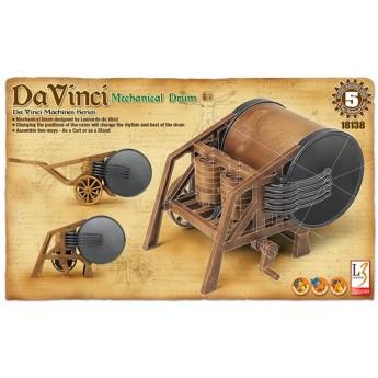 Academy 18138 Сборная модель Davinci Mechanical Drum