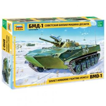 Звезда 3559 Сборная модель бронемашины БМД-1 (1:35)