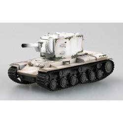 Easy Model 36283 Готовая модель танка КВ-2 белый камуфляж (1:72)
