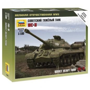 Звезда 6194 Сборная модель танка Ис-3 (1:100)