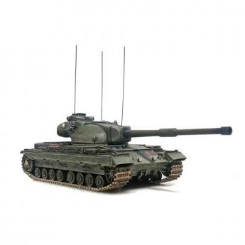 Panzerstahl 89009 Готовая модель танка FV 214 Conqueror Mk. II (1:72)