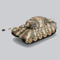 Easy Model 36295 Готовая модель танка Tiger II Pz Abt 505 (башня Хеншель) King Tiger (1:72)