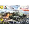 Моделист 307218 Сборная модель танка ИСУ-122 С (1:72)