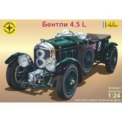 Моделист 602421 Сборная модель легкового автомобиля Bentley 4,5L (1:24)