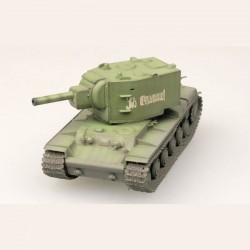 """Easy Model 36282 Готовая модель танка КВ-2 зеленый камуфляж """"За Сталина"""" (1:72)"""