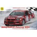 Моделист 604313 Сборная модель легкового автомобиля Мицубиси Лансер WRC (1:43)