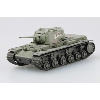 Easy Model 36290 Готовая модель танка КВ-1 1942 г (1:72)