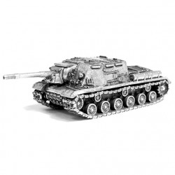 HeavyMetal.Toys Модель танка ИСУ-152 из металла без подставки (1:72)