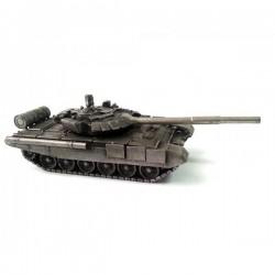 HeavyMetal.Toys Модель танка Т-72 Б3 из металла с подставкой (1:100)