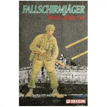 Dragon 1603 Фигуры Fallschirmjager Monte Casino 1944 (1:16)