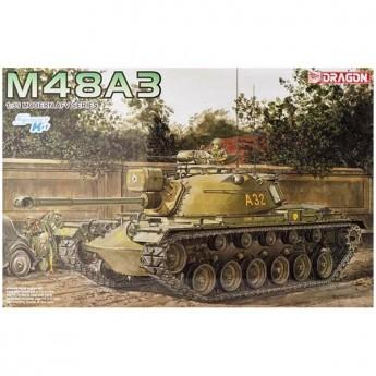 Dragon 3546 Сборная модель танка M48A3 (1:35)