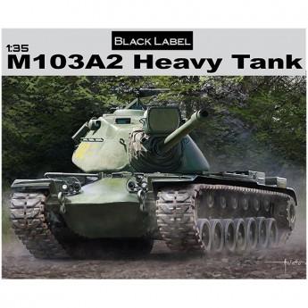 Dragon 3549 Сборная модель танка M103A2 Heavy Tank (1:35)
