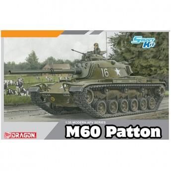 Dragon 3553 Сборная модель танка M60 Patton (1:35)