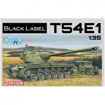 Dragon 3560 Сборная модель танка T54E1 (1:35)