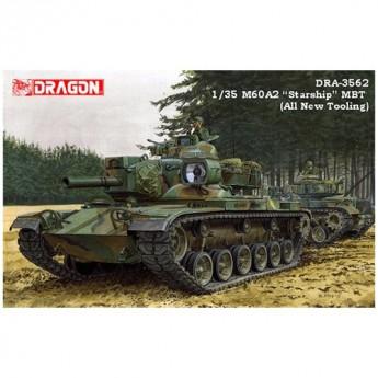 Dragon 3562 Сборная модель танка M60A2 Starship (1:35)