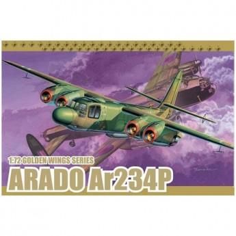 Dragon 5026 Сборная модель военного самолета Arado Ar234P-1 (1:72)