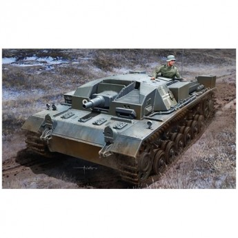 Dragon 6860 Сборная модель САУ StuG.III Ausf.A, Michael Wittman (1:35)