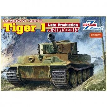 Dragon 6383 Сборная модель танка Pz. Kpfw.VI Ausf.E Tiger I Late (1:35)