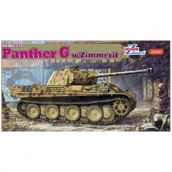 Dragon 6384 Сборная модель танка Sd.Kfz.171 Panther G w/Zimmerit (1:35)