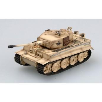 Easy Model 36219 Готовая модель танка Tiger I (поздний) 505 тяжёлый танковый батальон Россия 1944 г Tiger 300 (1:72)