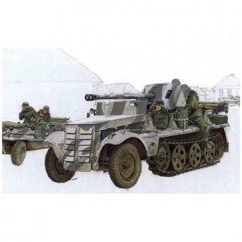 Dragon 6719 Сборная модель САУ 5cm PaK 38 (Sf) auf Zugkraftwagen 1t (1:35)