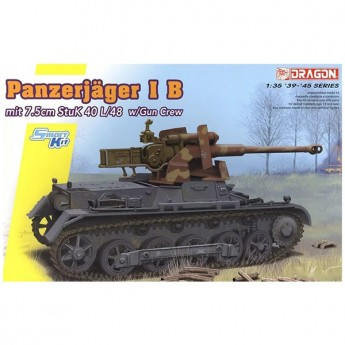 Dragon 6781 Сборная модель САУ Panzerjäger IB mit StuK 40 L/48 (1:35)
