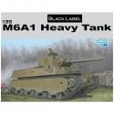 Dragon 6789 Сборная модель танка M6A1 Heavy Tank (1:35)