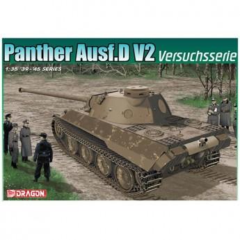 Dragon 6830 Сборная модель танка Panther Ausf.D V2 Versuchsserie (1:35)