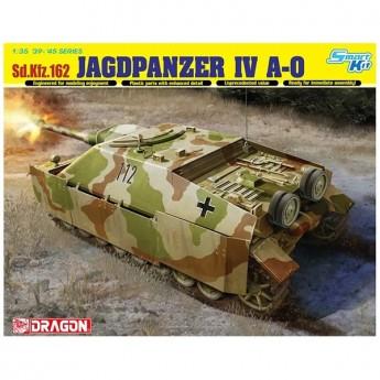 Dragon 6843 Сборная модель САУ Sd.Kfz.162 Jagdpanzer IV A-0 (1:35)