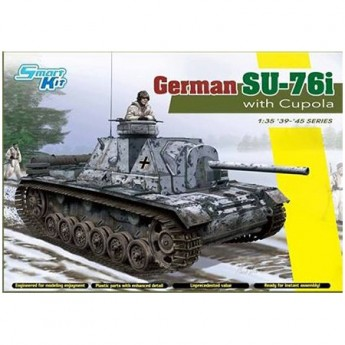 Dragon 6856 Сборная модель САУ немецкая SU-76i (1:35)