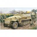 Dragon 6187 Сборная модель БТР Sd.Kfz.251/1 Ausf. C (1:35)
