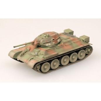 Модель танка Т-34/76, мод. 1942г., Юг России