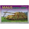 "Dragon 7255 Сборная модель танка ""Maus"" Heavy Tank (1:72)"