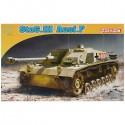 Dragon 7286 Сборная модель САУ StuG.III Ausf.F (1:72)
