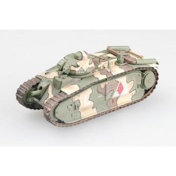 Easy Model 36159 Готовая модель танка B-1 bis Франция май 1940 г (1:72)