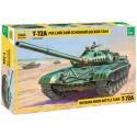 Звезда 3552 Сборная модель танка Т-72А (1:35)