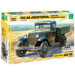 """Звезда 3602 Сборная модель грузовика ГАЗ-АА """"Полуторка"""" (1:35)"""