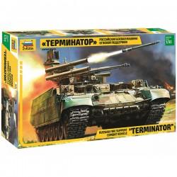 Звезда 3636 Сборная модель танка БМПТ Терминатор (1:35)