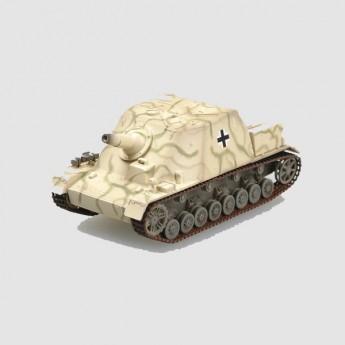 "Easy Model 36117 Готовая модель САУ Sturmpanzer IV ""Brummbär"" (""Бруммбэр"") (1:72)"